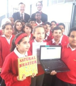 Wembley Primary School reflects Brent's diversity