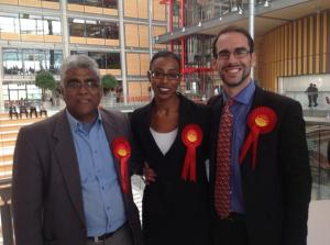 Councillors for Barnhill. Brent management should be as diverse as Brent Councillors.